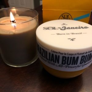 New Brazilian bum bum cream from Sephora